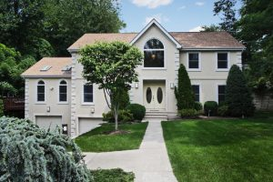 Closter Colonial on The East Hill On A Cul De Sac Under Contract