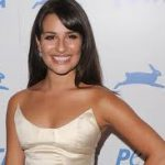 Lea Michele Tenafly Native Makes Her Silver Screen Debut