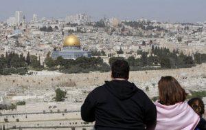 NJ Governor Christie Visit to Jerusalem puts Christie on world stage