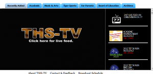 Tenafly High School Live and On-Demand Webcasting….