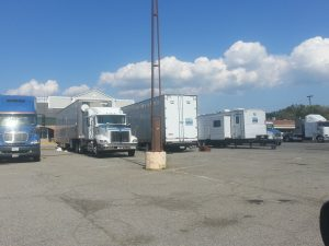 "Closter Plaza – Backdrop for New Leonardo DiCaprio / Martin Scorsese Film Production "" The Wolf of Wall Street """