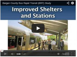 Bergen County, NJ Transit Study New Bus System