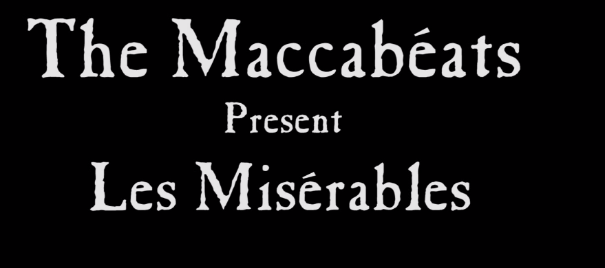 MACCABEATS ? THE ALL MALE YESHIVA UNIVERSITY A CAPPELLA ? TO PERFORM AT THE TENAFLY JCC