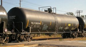 Closter Residents Protest Against Oil Trains At Water Reservoir
