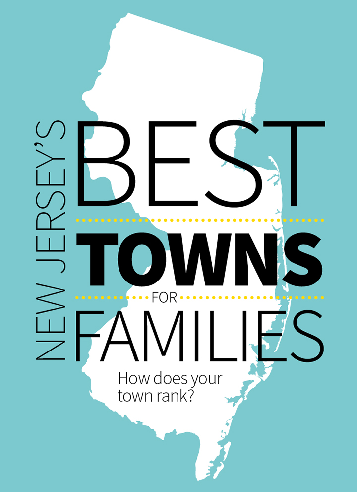 New Jersey Best Towns for Families 2015