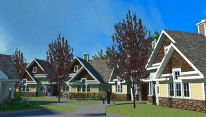 A Very Special Homes Development in Tenafly