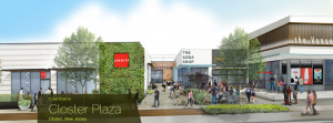 CLOSTER PLAZA TO BE REDEVELOPED WITH WHOLEFOODS AS AN ANCHOR RETAILER