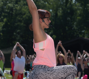 Yoga On The Green At Tenafly JCC Sunday June 14th