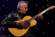 Tommy Emmanuel The Australian Guitar PhenomTo Perform At BergenPAC Englewood