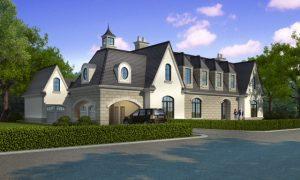 New Construction: 121 Deerfield Drive, Tenafly, New Jersey 07670
