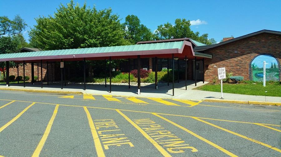 Old Tappan Schools -T. Baldwin demarest - Elementary
