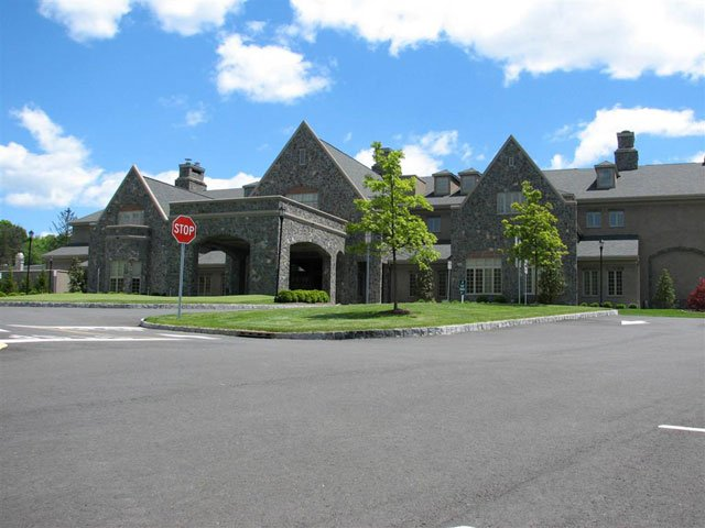 The Newly Built and Exclusive Alpine Country Club