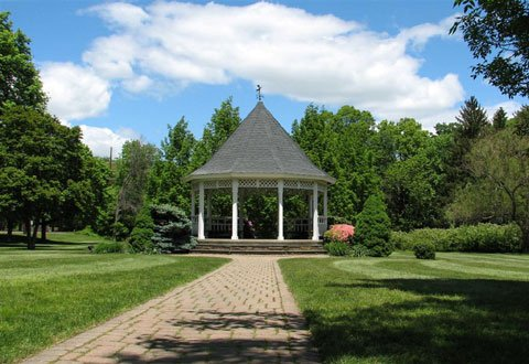 Demarest Duck Pond The Gazebo
