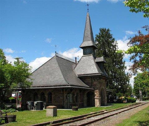Demarest - Old Train Station