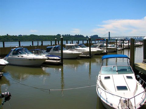 The Marina on the Hudson at Englewood Cliffs