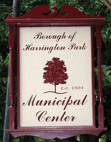 Harrington Park - Memorial
