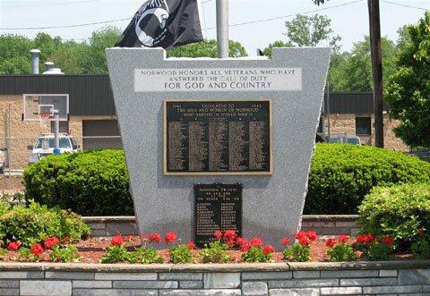 Norwood - Memorial