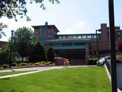 Teaneck is home to Holy Name Hospital, 718 Teaneck Rd., Teaneck, Tl 833-3000