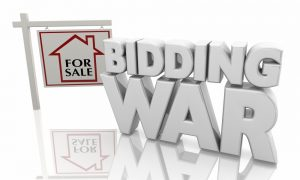 How To Win A Bidding War – Infographic